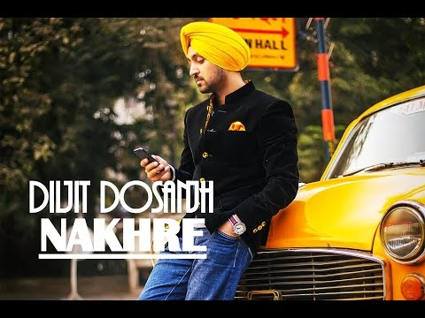 Nakhre-Diljit Dosanjh Feat. Mickey Singh || Speed Records || Latest Punjabi Song 2016