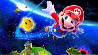 Super Mario Galaxy - Dolphin Emulator 1080p Gameplay