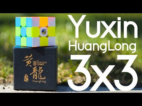 New Yuxin HuangLong 3x3 (pre-order available)