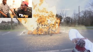 i blew up my dad's car