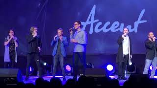 """MJ's """"Keep The Faith"""" A Cappella Cover by Accent @ HKFYG INTERNATIONAL A CAPPELLA FESTIVAL 2018"""