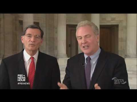 Barrasso on PBS NewsHour with Sen. Chris Van Hollen