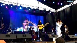 monita tahalea memulai kembali live urban gigs