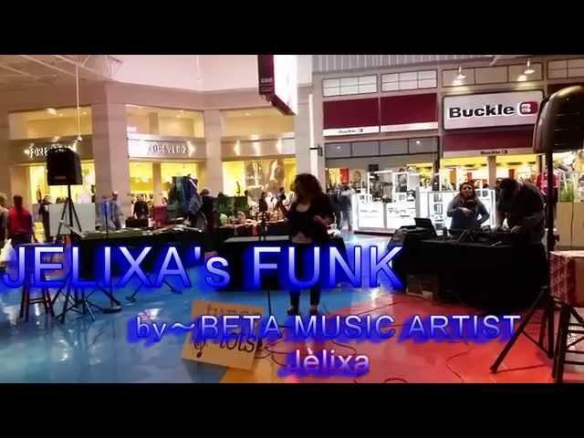 Jelixa's Funk Performance @GrapevineMall