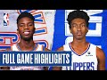 THUNDER at CLIPPERS | FULL GAME HIGHLIGHTS | August 14, 2020