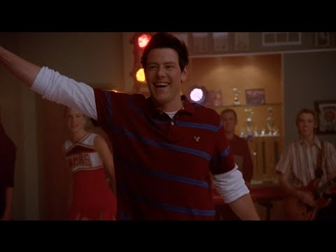 GLEE - Night Fever (Full Performance) HD