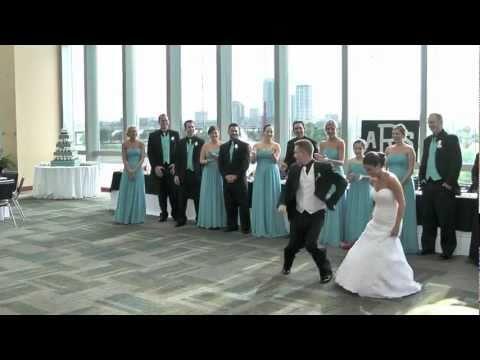 AWESOME J DASH WOP Wedding Dance Entrance Reception First Dance