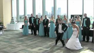 AWESOME J DASH WOP Wedding Dance Entrance Reception First Dance
