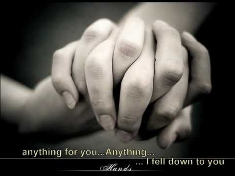 Anything For You - Brendan James - Lyrics