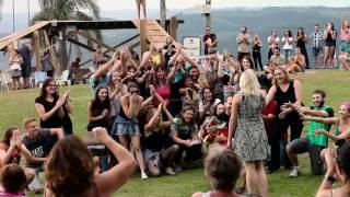 Pedido de Casamento - Márcio & Aline - Flash Mob
