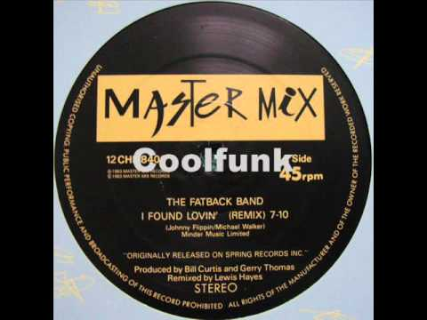 The Fatback Band - I Found Lovin' (12