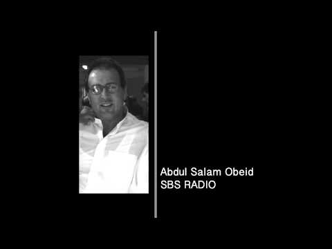 Abdul Salam Obeid - Radio Session w/ SBS Arabic - عبدالسلام عبدالقادر عبيد