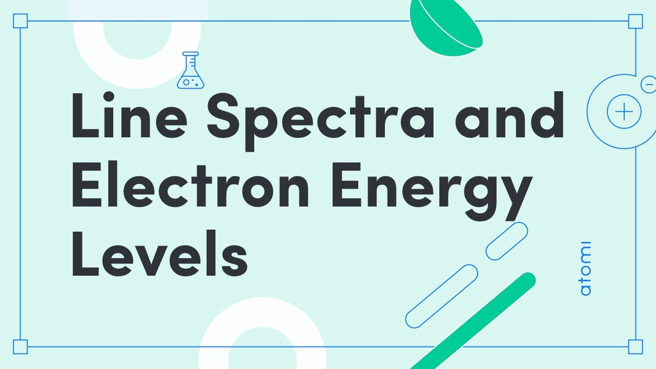 HSC Physics - Line Spectra and Electron Energy Levels (New Syllabus)