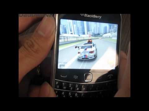 BlackBerry Bold 9900 - need for speed.avi