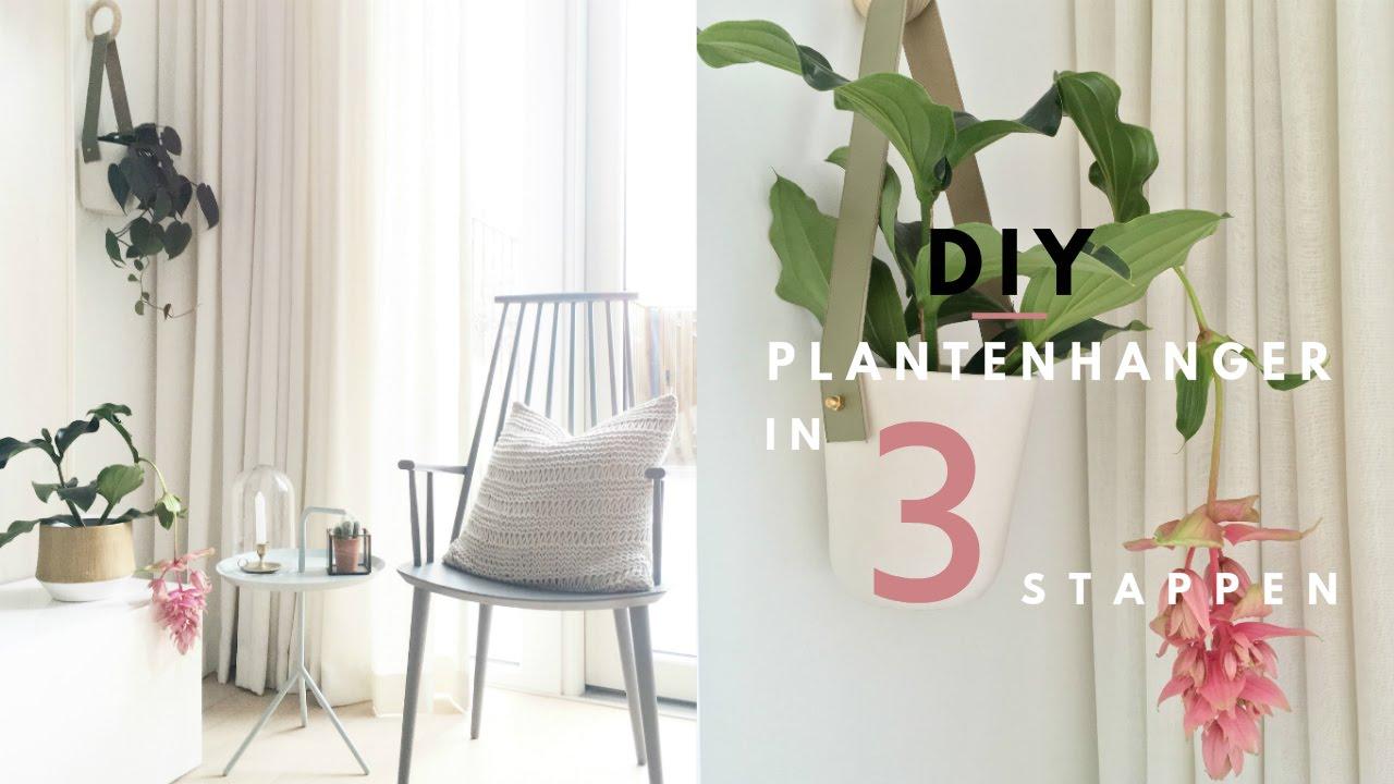 Interieur Diy Plantenhanger Lust Voor Het Oog Youtube