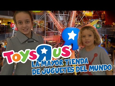 TOYS'R'US NUEVA YORK || La Tienda De Juguetes Más Grande Del Mundo!
