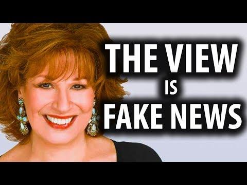 Joy Behar & The View Won't Apologize for Fake