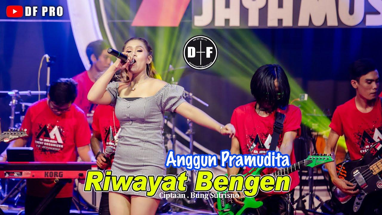 Anggun Pramudita - Riwayat Bengen (official LIVE)