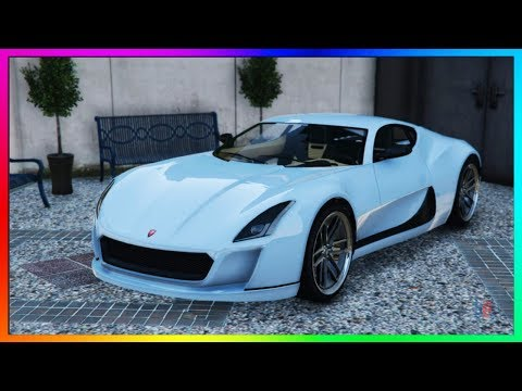 """GTA 5 Online - NEW UNRELEASED """"COIL CYCLONE"""" Electric Car Customized! - """"GTA 5 SMUGGLER"""