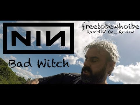 Nine Inch Nails - Bad Witch (Metal Album Review/Reaction)