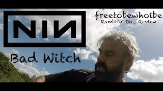 Baixar Nine Inch Nails - Bad Witch (Metal Album Review/Reaction)