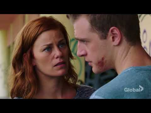 Cassidy FreemanEva  NCIS New Orleans 4x3: Part 4 2017