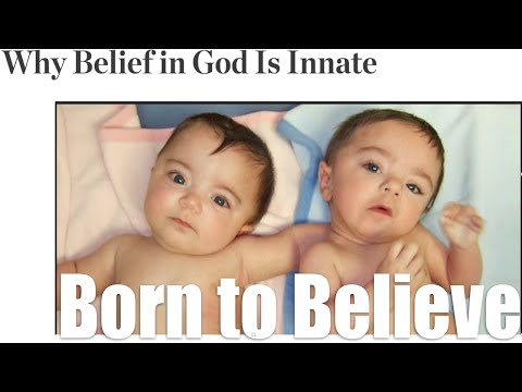 Science proves Belief In GOD is Natural Atheism is UNNATURAL