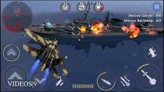 GUNSHIP BATTLE : Operation Atlantis - Su-37 Terminator