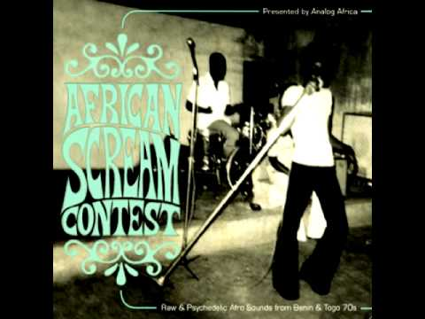 Les Volcans de La Capital - Oya Ka Jojo - African Scream Contest