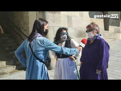 Día de la Virgen Blanca 2021 en Vitoria Gasteiz