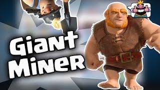 Clash Royale | Giant Miner Poison | Deck Guide
