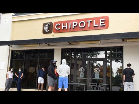 Chipotle offering buy-one-get-one deal to support vaccination efforts ...