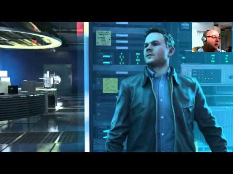 Quantum Break - настоящий оргазм от создателей Max Payne и Alan Wake. Игра и сериал. Первая серия.