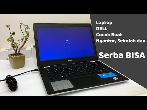 Laptop harga 5jutaan | Review Dell Inspiron 14 3493 core i3