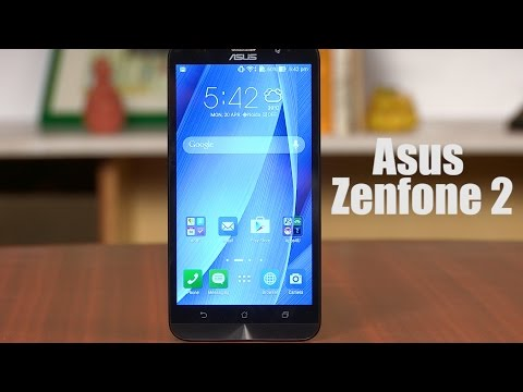 Asus Zenfone 2 ZE551ML 4GB RAM, 32GB Review