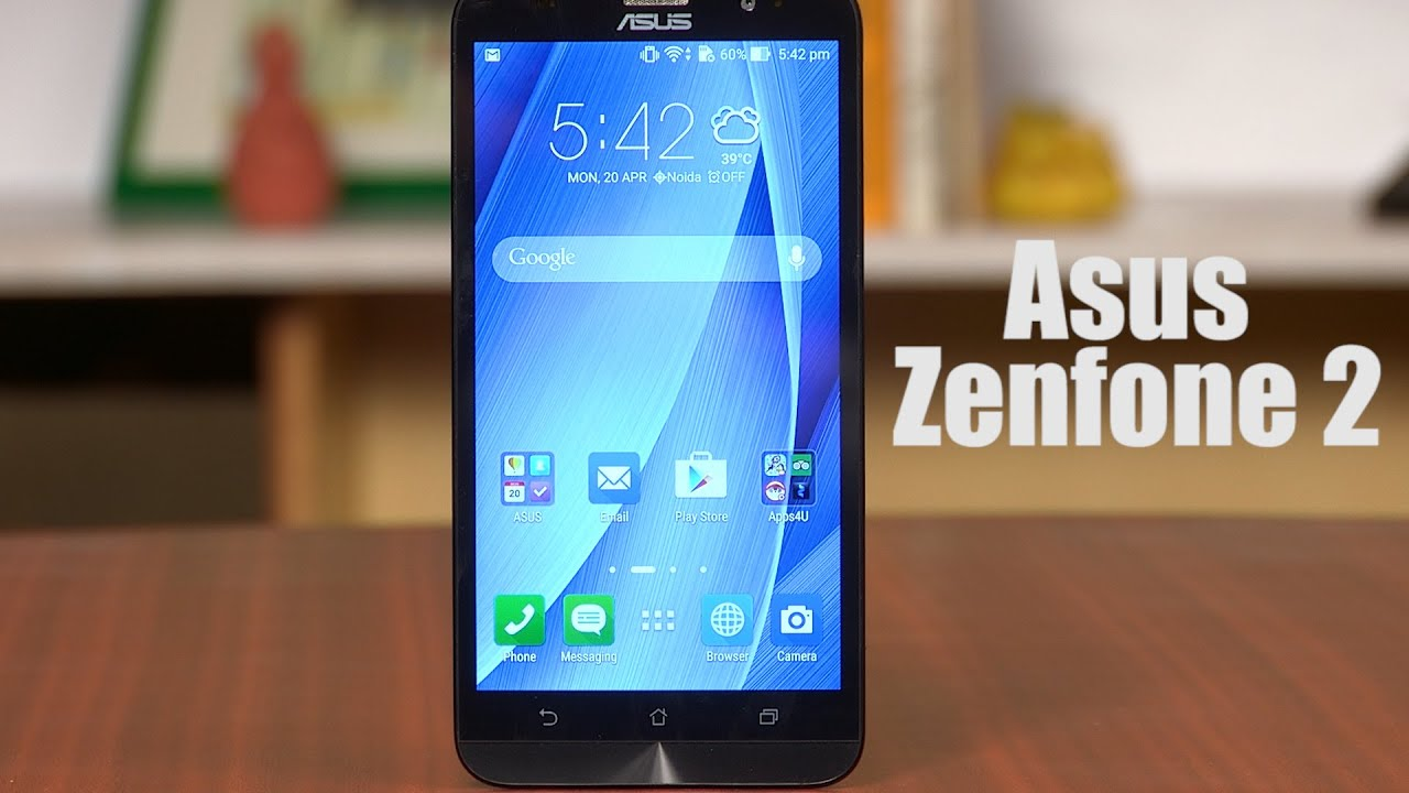 Asus Zenfone 2 ZE551ML 4GB RAM, 32GB Review - YouTube