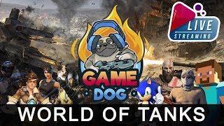 ВИТЯ И МИТЯ ...Игровые рабы играют WOT | GameDog