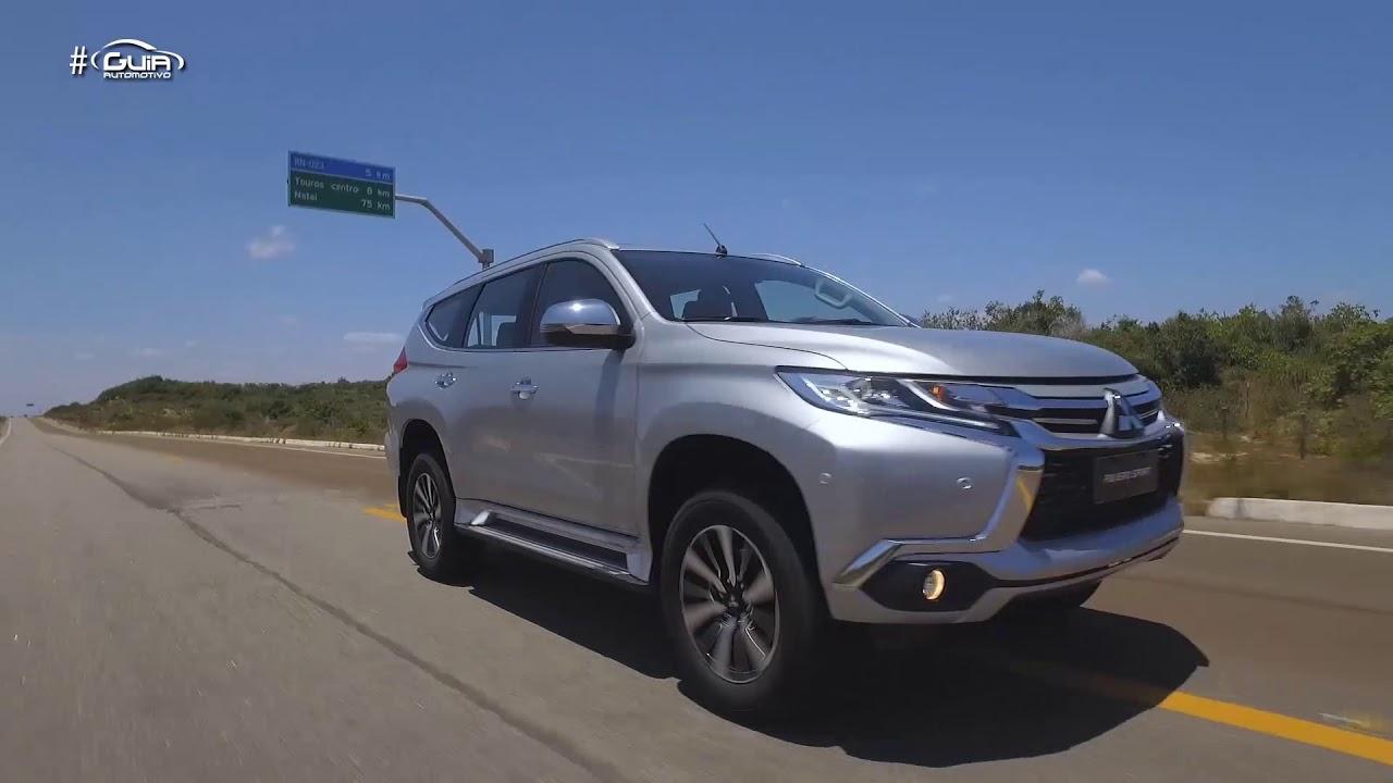 Confira Mitsubishi Pajero Sport 2020   Test Drive - 03/05/2019