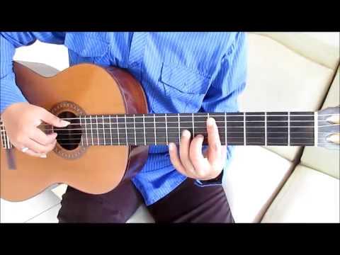 Belajar Kunci Gitar Ungu Asmara Terindah Bagian Bait