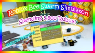 Roblox Bee Schwarm Simulator! | Ausgaben 3.800 Robux! | Getting the Vicious Bee!