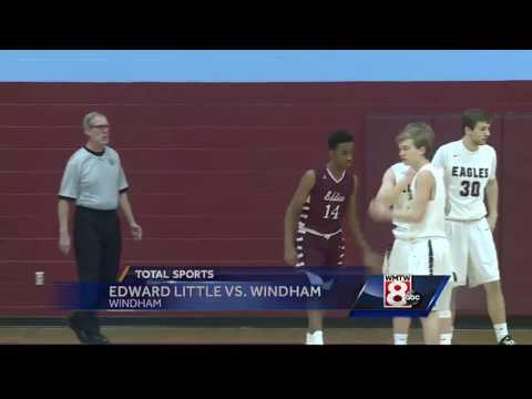 Windham boys hand Edward Little first loss