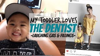 MY TODDLER LOVES THE DENTIST⎮MORNING ROUTINE WITH TWO TODDLERS⎮BALLAN IN STYLE