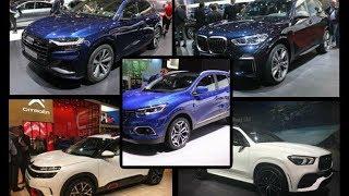 Reportage vidéo - Les SUV au Mondial de Paris 2018