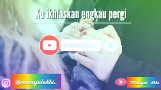 lagu Viral baper guys 💔Ku Ikhlaskan Engkau Pergi | Reza RE | Akustik