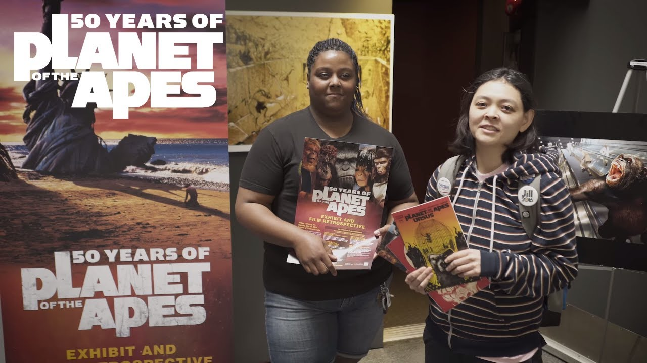 Interactive USC Event Sizzle Pt. 1 | PLANET OF THE APES