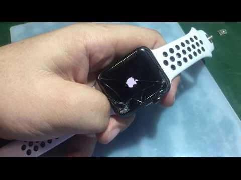 Apple Watch 1 42mm замена экрана