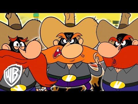 Looney Tunes auf Deutsch | Die besten Momentes Yosemite Sam