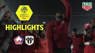 LOSC - Angers SCO ( 5-0 ) - Highlights - (LOSC - SCO) / 2018-19