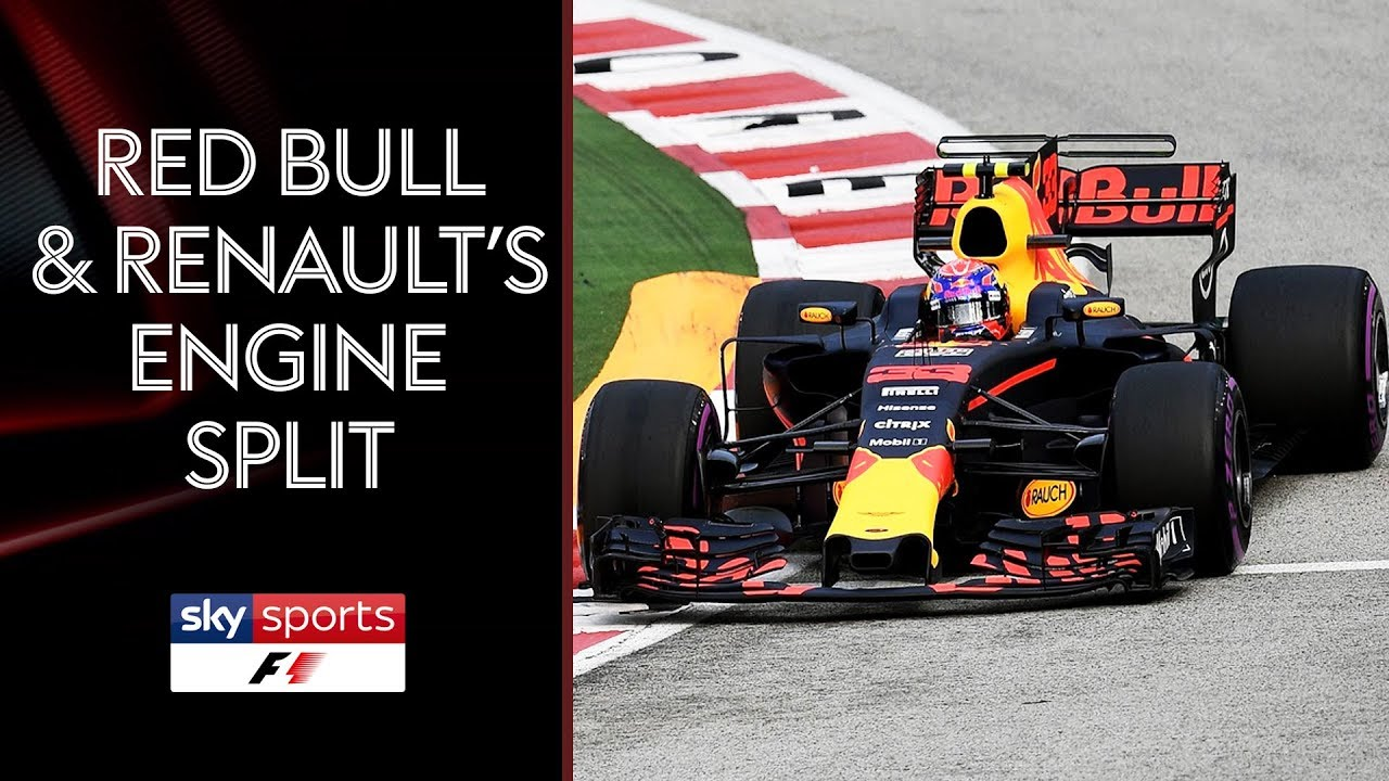 Who Will Replace Renault As Red Bull S Engine Supplier F1 Report