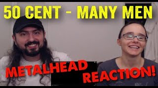Many Men 50 Cent REACTION by metalheads.mp3